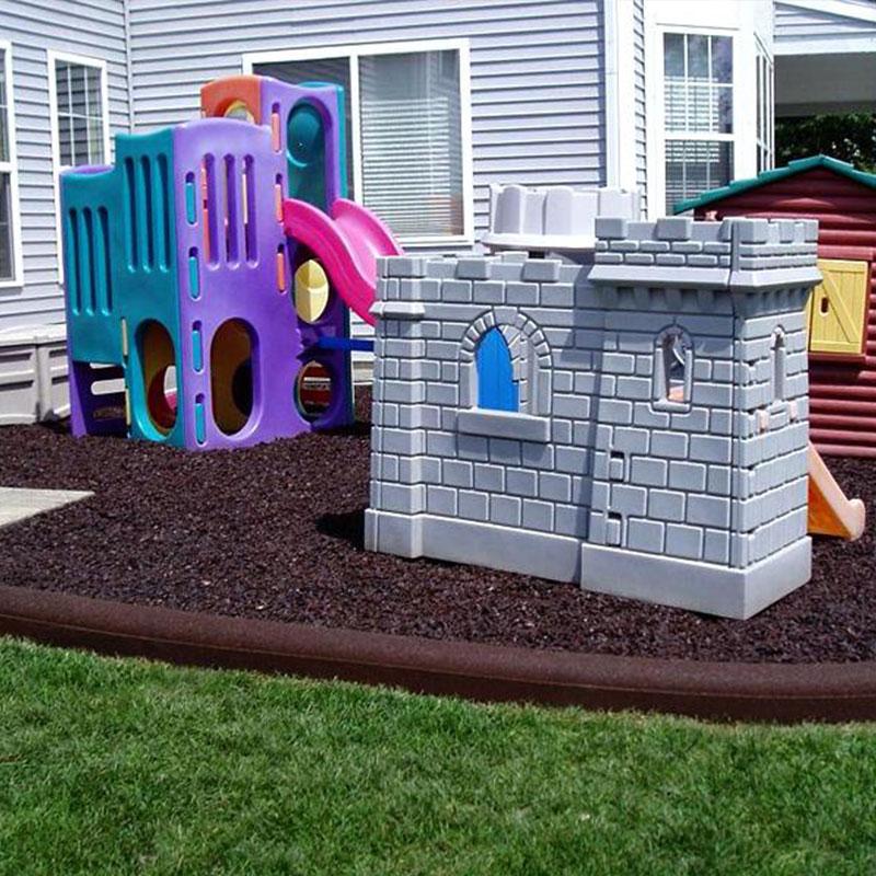 Wetpour Playground in Richmond